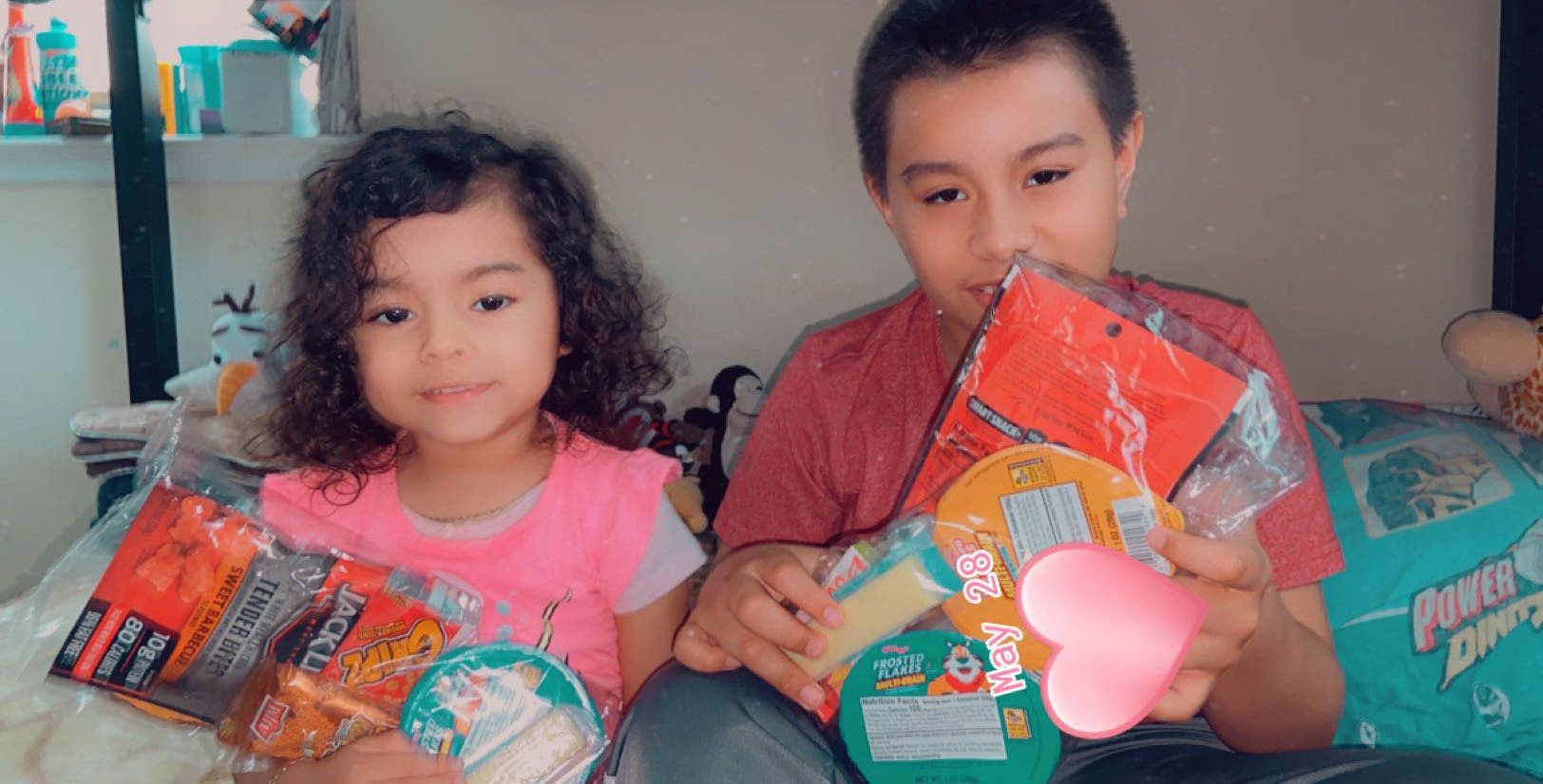 Children Receive Weekend Food in DMV Communities Heavily Affected by COVID-19 Pandemic