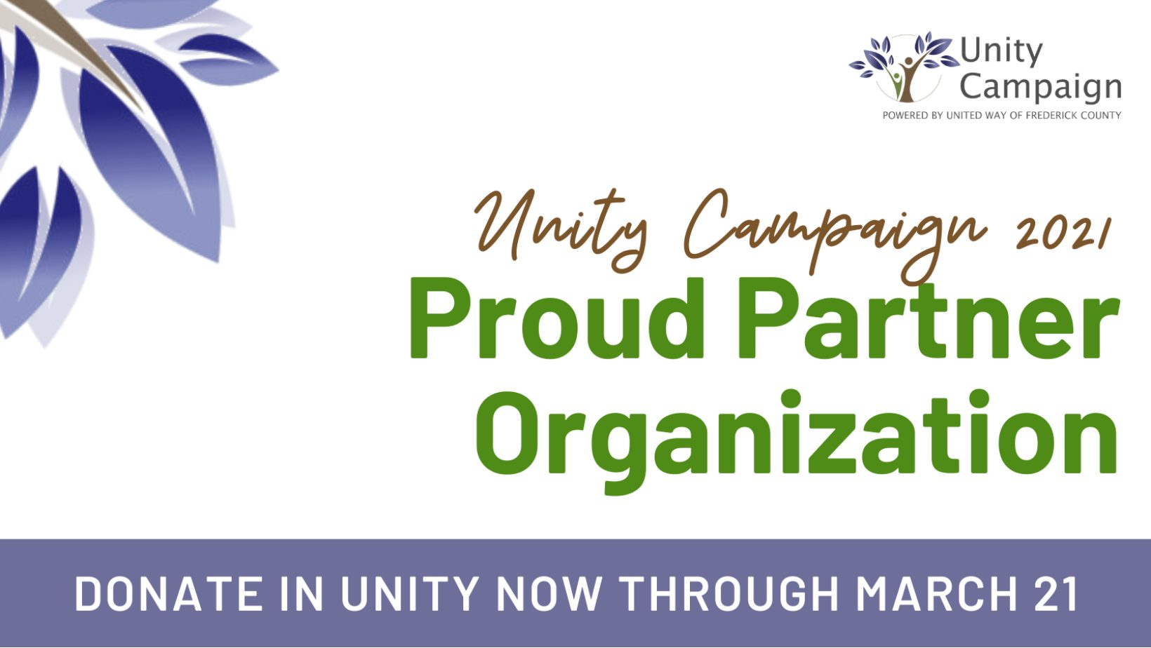 The Unity Campaign for Frederick County