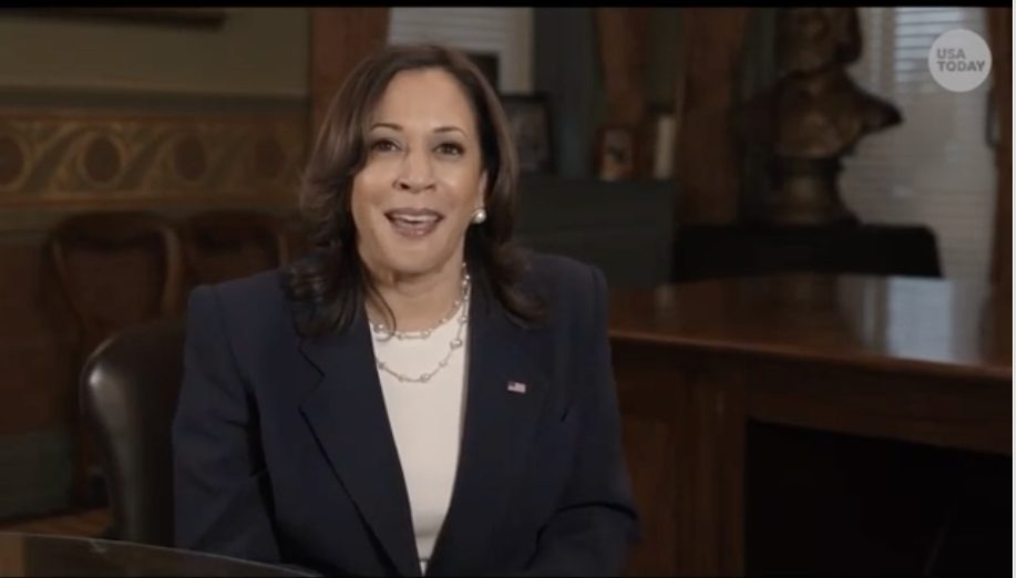 Vice President Harris Highlights the Work of Blessings in a Backpack