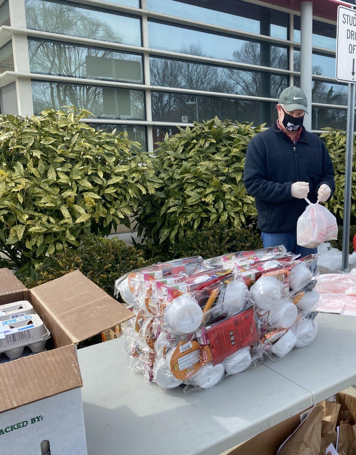 Local farm helps bring 500 dozen eggs to Frederick families