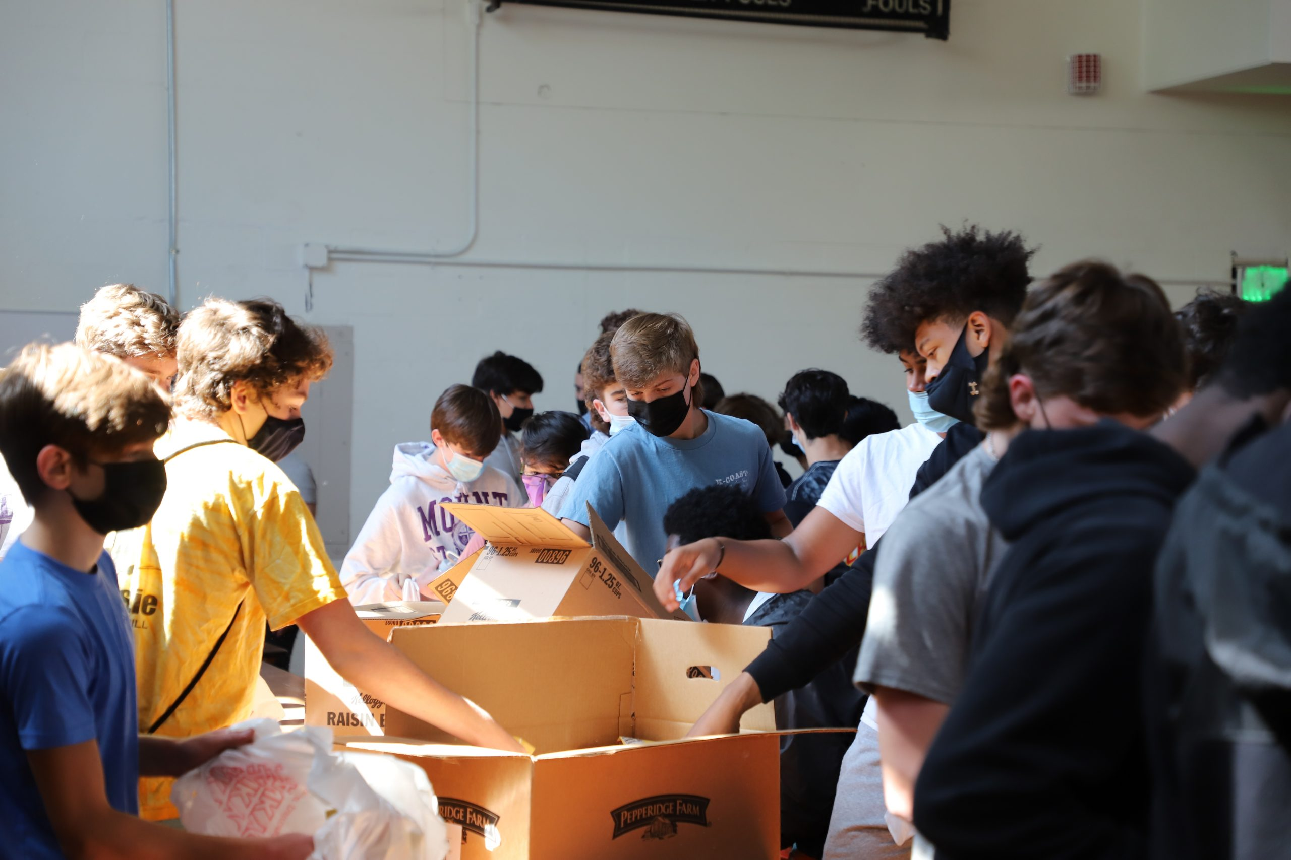 Funds from Viral NFL Donation Campaign Helps Feed Kids in Baltimore