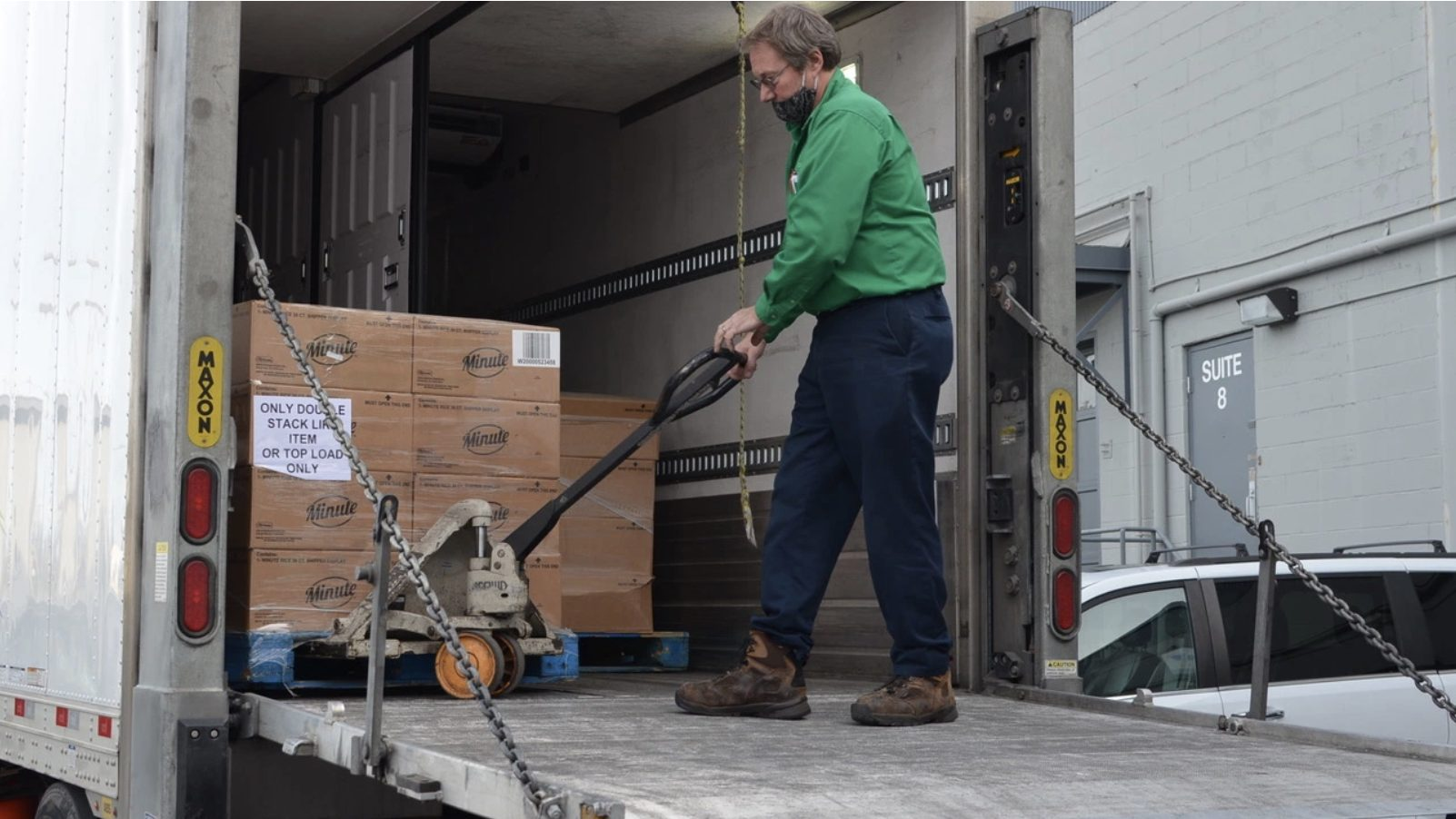 Thousands of pounds of food donated to aid fight against child hunger in Frederick County