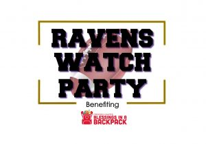 Ravens Watch Party